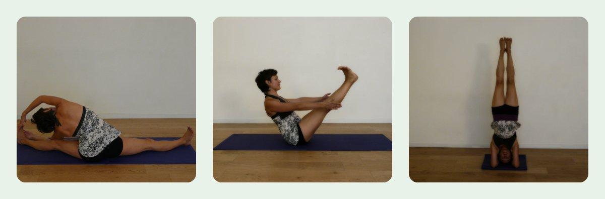 Yoga, selon l'enseignement de B.K.S IYENGAR