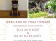 Séjour de Yoga IYENGAR _ Au Coeur du Haut Var (83)